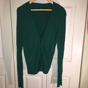 Grandpa Sweater Vneck Cardigan